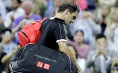 Federer: 'Tôi đã làm tất cả những gì có thể với một cái lưng đau'