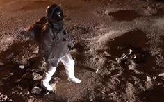Video 'phi hành gia đi trên Mặt trăng' gây xôn xao ở Ấn Độ