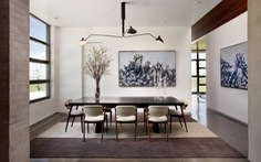 Tận dụng sức mạnh của không gian âm trong thiết kế nội thất