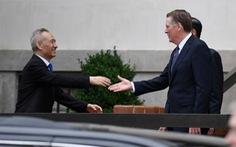Thị trường toàn cầu thở phào với kế hoạch đàm phán Mỹ - Trung