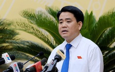 Chủ tịch Hà Nội Nguyễn Đức Chung: Đóng sớm các giếng khoan nhiễm thạch tín