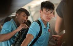 Vừa về nước, các tuyển thủ Việt Nam lại bận rộn với lịch trình mới