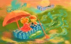 Ngắm các tác phẩm trong triển lãm Săn tìm siêu phẩm