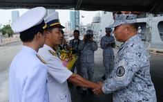 Chỉ huy Philippines: 'Diễn tập với Việt Nam rất suôn sẻ, dễ dàng hiểu nhau'