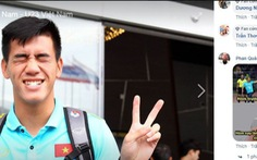 Cổ động viên Việt Nam 'không tin nổi' U22 Trung Quốc... 'yếu' dữ vậy