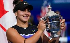 Tay vợt 19 tuổi thắng sốc Serena, vô địch Giải Mỹ mở rộng 2019