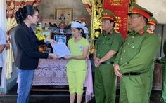 Truy tặng huy hiệu Tuổi trẻ dũng cảm cho người tử nạn khi cứu du khách ở Sơn Trà