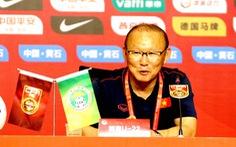HLV Park nói về trận thắng U22 Trung Quốc: 'Chỉ là chúng tôi chơi tốt hơn mong đợi'