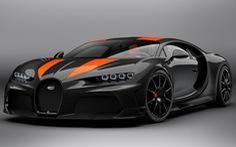 Bugatti bán sạch 30 siêu xe Chiron chỉ sau buổi tiệc đêm