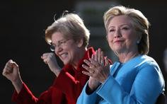 Bầu cử Mỹ: Bà Hillary Clinton sẽ được chọn làm phó tướng?