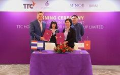 TTC hợp tác cùng Minor Hotels