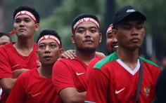 Vé trận gặp Thái Lan ế vì sợ bạo động, Indonesia phải hạ giá