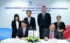 Prudential Việt Nam và Ngân hàng Shinhan ký kết hợp tác chiến lược