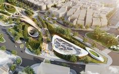 Công viên 23-9 tại TP.HCM được vinh danh Dự án tương lai của năm