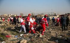 Iran chính thức mời Mỹ tham gia điều tra vụ rơi máy bay Ukraine