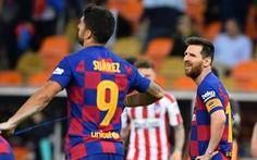 VAR hạ gục Barca ở bán kết Siêu cúp Tây Ban Nha