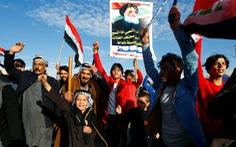 Mỹ tuyên bố không thảo luận yêu cầu rút quân của Iraq