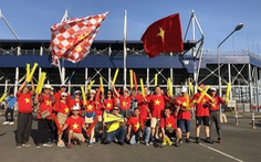 Tour du lịch Thái nhộn nhịp nhờ tặng 'kèm' suất xem U23 Việt Nam