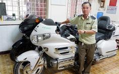 Liên tục bắt giữ môtô 'khủng' nhập lậu từ Campuchia