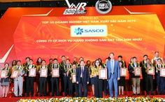 """SASCO tiếp tục vào """"Top 50 Doanh nghiệp xuất sắc nhất VN năm 2019"""""""