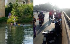 Thầy giáo lao xuống sông cứu nữ sinh lớp 10 tự tử