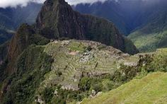 Peru trồng 1 triệu cây xanh bảo vệ thành phố cổ của người Inca