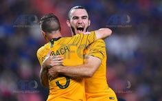Bảng A Giải U23 châu Á 2020: U23 Úc đẩy Thái xuống thứ 2