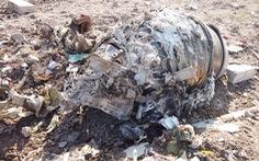 Iran nói hôm nay công bố nguyên nhân tai nạn máy bay