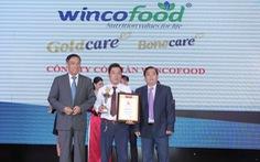 Wincofood nhận Top 10 Thương hiệu được tín nhiệm 2020