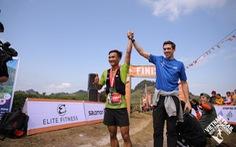 Trần Duy Quang vô địch cự ly 70km marathon đường mòn
