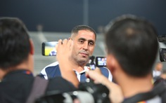 HLV tuyển U23 Jordan khen ngợi Quang Hải, Hoàng Đức, Tiến Linh