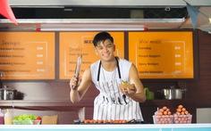 Trọng Hiếu mở hàng năm mới bằng MV 'Ăn đi cho sướng'