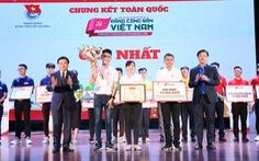 Đội 'Tình nguyện trẻ' đoạt giải nhất tìm hiểu về Đảng