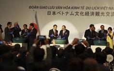 Tổng thư ký Đảng Dân chủ tự do Nhật Bản trồng sen cổ, thắt chặt quan hệ Việt - Nhật