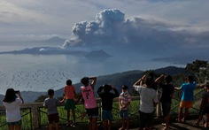 Trước khi 'thức giấc' sau 40 năm, núi lửa ở Philippines hấp dẫn du khách như thế nào?