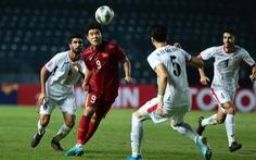 'Hàng công U23 Việt Nam chưa tạo được dấu ấn'