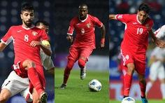 Ba ngôi sao của U23 Jordan cần đề phòng