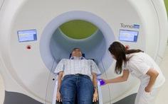 Điều trị toàn bộ đợt xạ trị ung thư chỉ chưa đầy 1 giây