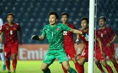 U23 Việt Nam - U23 Jordan 0-0: Mất quyền tự quyết