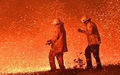 Biến đổi khí hậu làm tăng nguy cơ cháy rừng trên toàn cầu