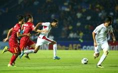 'Tuyển U23 Jordan chơi hay hơn U23 Việt Nam'