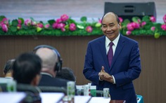 Thủ tướng ở Trà Vinh: 'Phải biến biến đổi khí hậu thành cơ hội'