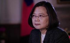 Bà Thái Anh Văn: Trung Quốc nên 'chấp nhận thực tế' và tôn trọng Đài Loan