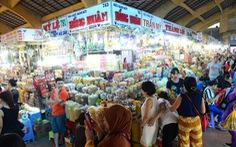 Thực phẩm chế biến hút khách, rau quả, thịt nhu cầu chưa cao