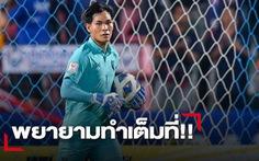 Thủ môn Korraphat trải lòng về 'khoảnh khắc cứu rỗi' cho U23 Thái Lan