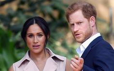Hoàng tử Anh: 'Từ giờ hãy chỉ gọi tôi là Harry!'