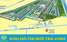 Khu đô thị mới Trà Vinh bắt đầu giải ngân và cấp sổ hồng cho khách hàng.