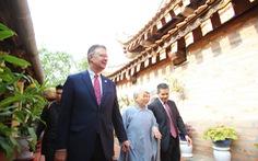 Đại sứ Mỹ trân trọng truyền thống người Việt, đón Tết ở Hà Nội