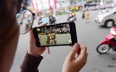 Từ 15-1, người dân được phép quay phim CSGT đang làm nhiệm vụ