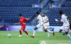 Báo nước ngoài: U23 Jordan - U23 UAE sẽ thủ hòa 1-1 để loại Việt Nam